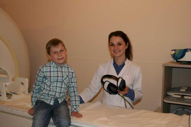 МРТ ребенку 8 лет