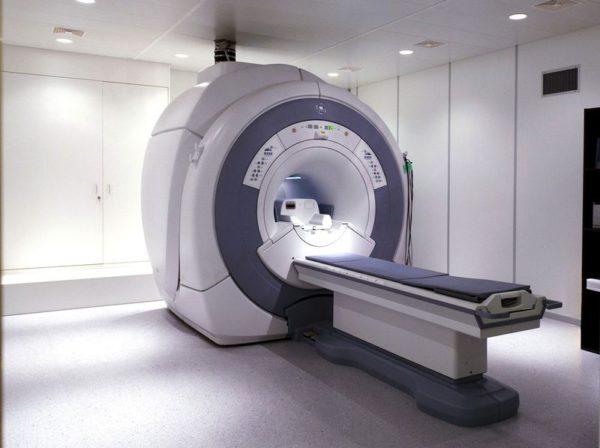 МР ангиография сосудов шеи с контрастированием